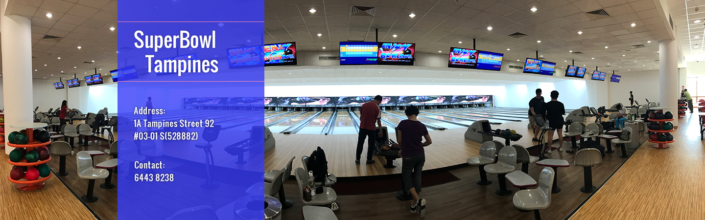 SuperBowl | Singapore Bowling, Singapore Arcade, Funbowl and